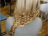Basket Braids Hairstyles Easter Hairstyles the Basket Weave Braid