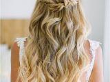 Beach Wavy Wedding Hairstyles Wedding Hair Beach Waves
