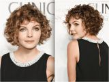 Best Hairstyle for Curly Hair and Round Face 16 Flattering Short Hairstyles for Round Face Shapes