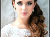 Best Wedding Hairstyle for Round Face Wedding Hairstyles for Round Faces 26 Best Inspiration