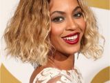 Beyonce Bob Haircut Celebrity Beach Waves Hair 2015 Summer