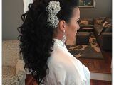 Big Curly Wedding Hairstyles Curly Hairstyles Beautiful Big Curly Wedding Hairstyl