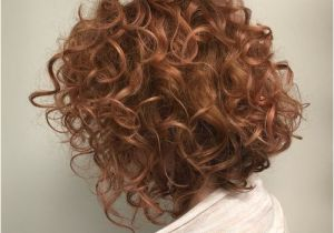 Big Hair A Line Bob 42 Curly Bob Hairstyles that Rock In 2019