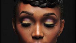 Black Braided Hairstyles for Weddings Striking Black Wedding Hairstyles 2014