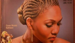 Black Hairstyle Book Braided Hairstyles for African Americans