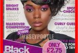 Black Hairstyle Book Magazine Hairstyles Line Hairstyles