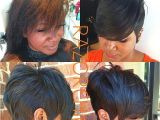 Black Hairstyles atlanta Tiffany Evans Short Hair Via Stoney Evans Bobbin