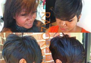 Black Hairstyles atlanta Tiffany Evans Short Hair Via Stoney Evans Bobbin