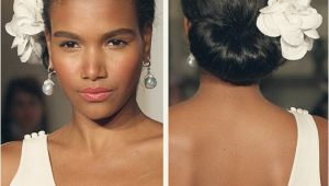 Black Hairstyles for A Wedding 6 Fabulous Black Women Wedding Hairstyles In Fall 2013
