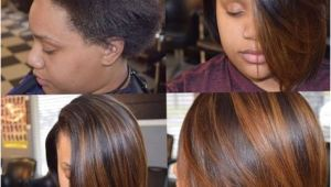 Black Hairstyles Graduation Bob Sew In Sew In Hairstyles Pinterest