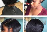 Black Hairstyles In Jacksonville Silk Press and Cut Short Cuts Pinterest