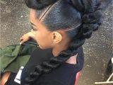Black Hairstyles Ponytails 2019 50 Superb Black Wedding Hairstyles In 2019