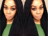 Black Hairstyles Rope Twist 15 Senegalese Twists Styles You Can Use for Inspiration