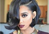 Black Hairstyles Short On One Side Repost From thecutlife so Good Anthonycuts Boblife Stunner