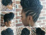 Black Hairstyles Twists Updos these 3 Cute Flat Twist Hairstyles Take Winning Prize – for Being