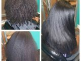 Black Hairstyles Using Flat Iron Monat Blowout and Flat Iron On Natural Hair Awesome