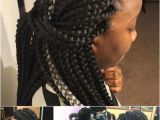 Black Hairstyles with 3d Braids What Kind Of Hair for Box Braids What Kind Of Hair to Use for Box