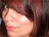 Black Hairstyles with Red Highlights Elegant Red and Black Streaks Hairstyles – Aidasmakeup