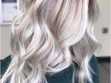Blonde Hair Up Hairstyles Platinum Blonde ashy Highlights Make Up Hairstyle