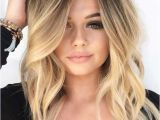 Blonde Haircut Round Face 29 Creative Medium Length Blonde Haircuts to Show F In 2018