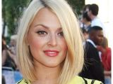 Blonde Haircut Round Face Long Layered Bob for Thick Hair Long Hairstyles for Round Faces