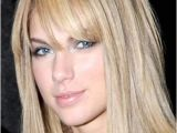 Blonde Hairstyles 2012 Taylor Swift Hairstyles with Bangs 2012 Lovely Locks
