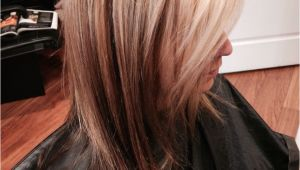 Blonde Hairstyles Dark Brown Underneath Blonde Highlights and Lowlights with Dark Underneath