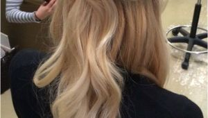 Blonde Hairstyles Down Everyone S Favorite Half Up Half Down Hairstyles 0271