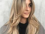 Blonde Hairstyles Long Layers 50 Cute and Effortless Long Layered Haircuts with Bangs In 2019