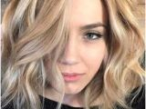 Blonde Hairstyles Mid Length 2019 1600 Best Curl Up and Dye Images In 2019