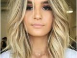 Blonde Hairstyles Mid Length 2019 487 Best Medium Length Hairstyles Images In 2019