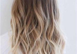 Blonde Hairstyles with Dark Roots Ombre Blonde Long Curly Hair Hairstyle Dark Root