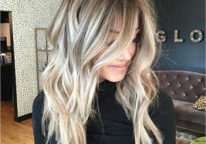 Blonde Hairstyles with Dark Roots Pin by Crystal On Hair Ideas Pinterest