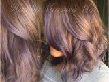 Blonde Hairstyles with Purple Highlights 50 Ideas for Light Brown Hair with Highlights and Lowlights In 2019