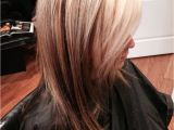 Blonde Hairstyles with Red Underneath Blonde Highlights and Lowlights with Dark Underneath