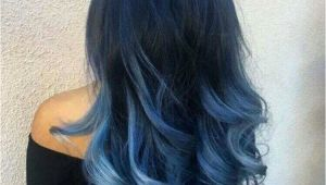 Blue Dye Hairstyles Hair Color Blue Dark Blue