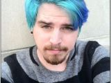Blue Hairstyles for Men Best Hair Color and Hairstyle Ideas for Men
