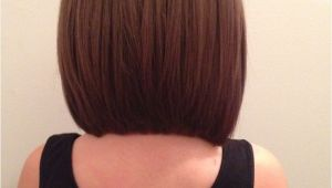 Bob Haircut From the Back Long Bob Haircuts Back View