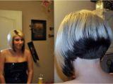 Bob Haircut Stories Shaved Nape Haircut Stories