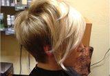 Bob Haircut with Longer Front 15 Inspirations Of Short In Back Long In Front Hairstyles
