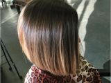 Bob Haircut with Ombre Highlights Lovely and Convenient Angled Bob Haircuts Popular Haircuts