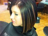Bob Haircut with Peekaboo Highlights Medium Bob I Think I Want This Cut but Not the High