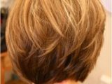 Bob Haircuts Back Of Head Stacked Bob Haircut Pictures Back Head for Wish