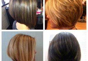 Bob Haircuts From the Back and Front Inverted Bob Haircut Front and Back Hairstyles