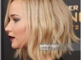 Bob Haircuts Nyc Jennifer Lawrence Hair Style File Growing Out Pixie