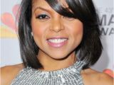 Bob Haircuts with Bangs African American African American Hairstyles Trends and Ideas July 2013