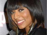 Bob Haircuts with Bangs for Black Women 10 Layered Bob Hairstyles for Black Women