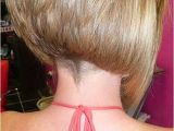 Bob Haircuts with Shaved Back 15 Shaved Bob Hairstyles Ideas