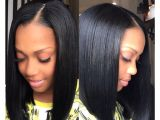 Bob Haircuts with Weave 2018 Latest Long Bob Hairstyles with Weave