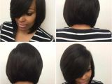 Bob Hairstyles African American 2019 14 Inspirational Short Weave Bob Hairstyles